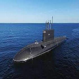 electric diesel submarine