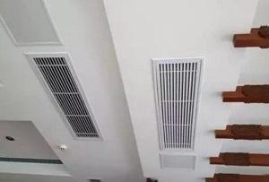 advantages and disadvantages of a split type air condiotioner