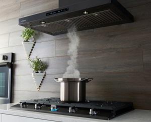 exhaust fan cooker hood