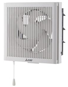 exhaust fan dinding